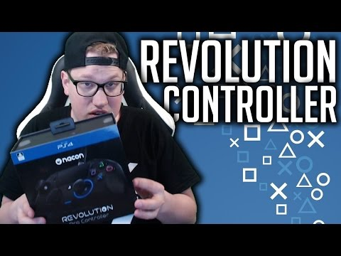DE GOEDKOPE CONTROLLER? - Nacon Revolution Pro Review