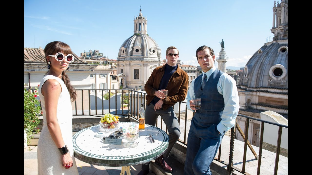 Κωδικό Όνομα U.N.C.L.E. (The Man From U.N.C.L.E.) - Main Trailer (Gr Subs)