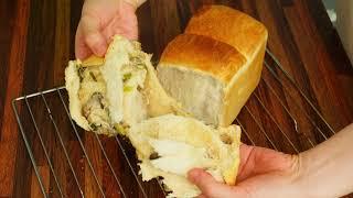 크림봉골레 식빵..맛있는데?ㅣ간단하게 파스타 하면 되는…