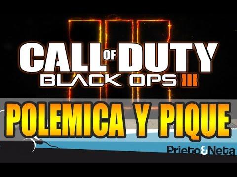 SALSEO !!! // POLEMICA CON BLACK OPS 3: Un desarrollador de Deus Ex se queja por el parecido !!!