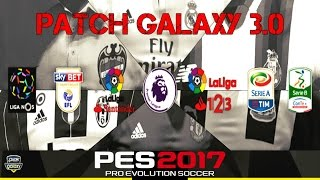Galaxy Patch 3.0 AIO DOWNLOAD PES 2017 PC