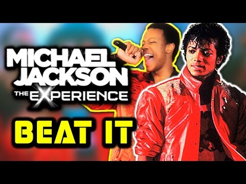 Michael Jackson: The Experience - Beat It