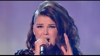 Saara Aalto has a standing OVATION with Whitney's I Didn't Know My Own Strength | Final Results