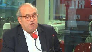 """""""Nous sommes notre meilleur anti-cancer"""", dit le cancérologue David Khayat sur RTL"""