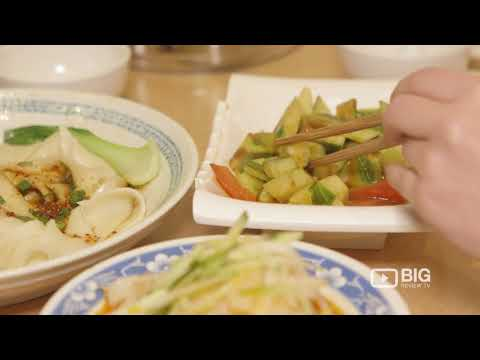 Xi'an Impression,  A Chinese Restaurant In London Serving Chinese Food Or Chinese Cuisine