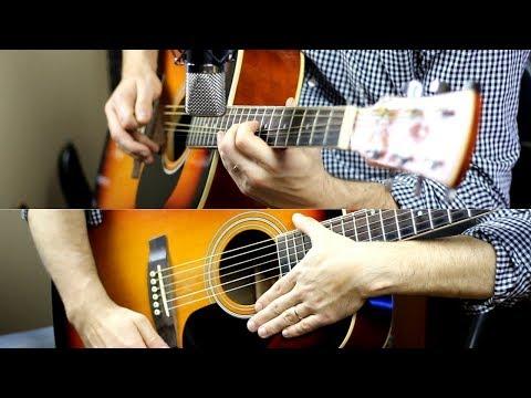 Gorillaz - FEEL GOOD INC.  (Acoustic Guitar Cover)