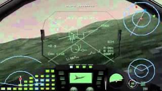 Super EuroFighter 2000 QuickCombat Mission 1