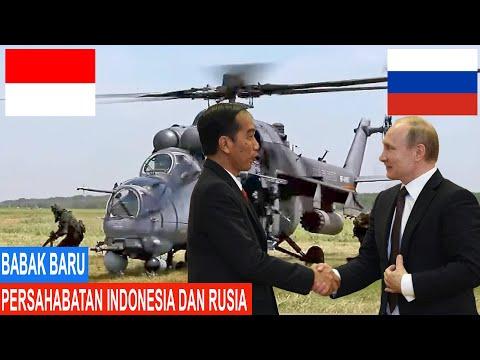 Rusia Siap Berperang Bersama Indonesia Sampai Akhir Karena Sejarah Ini