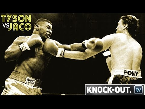 Mike Tyson vs. David Jaco (Full Fight)1986.01.11#ESPNCLASSIC
