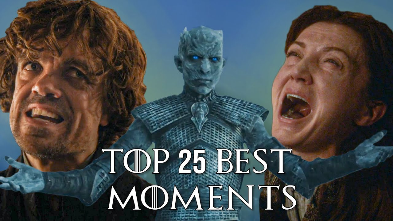 Download Top 25 Best Moments in Game of Thrones
