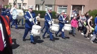 Saltcoats Protestant Boys (Adrrossan Winton Parade) Follow Follow