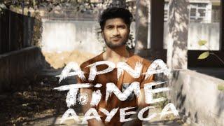 Apna Time Aayega | Gully Boy |Dance Choreography Jitu Joy |