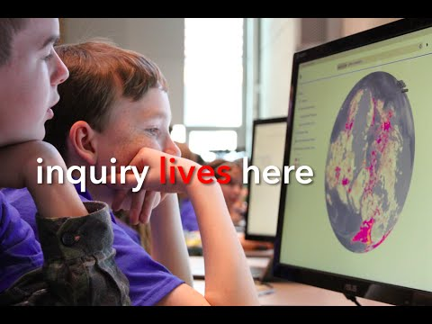 "Inquiry Lives Here - Episode 7: ""WorldView"""
