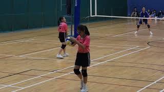Publication Date: 2018-04-12 | Video Title: 2018荃灣區小學女子排球賽四強 梨天VS基慧 第二局