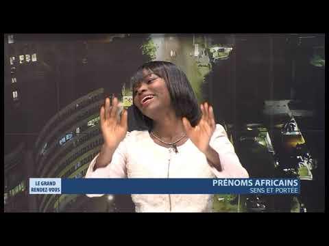 Les Prénoms Africains : Sens Et Portée