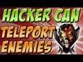 "BO2 ""HACKER CAN TELEPORT ENEMIES"" 15th Prestige Hack (Black Ops 2 God Mode) | Chaos"