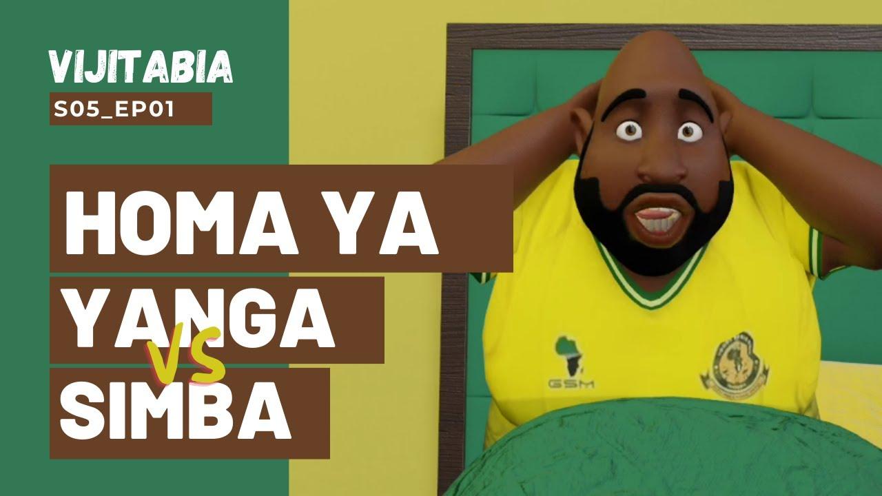 Download Vijitabia - Homa ya Mechi ya Yanga vs Simba, Mei 8