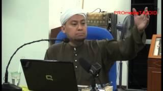 24-01-2014 Ustaz Ahmad Jailani: Bisikan Iblis Terhadap Orang Yang Mendakwa Ada Karomah