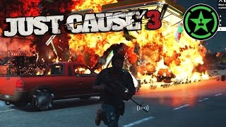 Let's Watch - Just Cause 3 Beta - Part 1