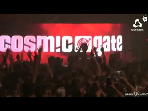 Cosmic Gate @ live from Project Zero - NYE, Sydney 31.12.2016