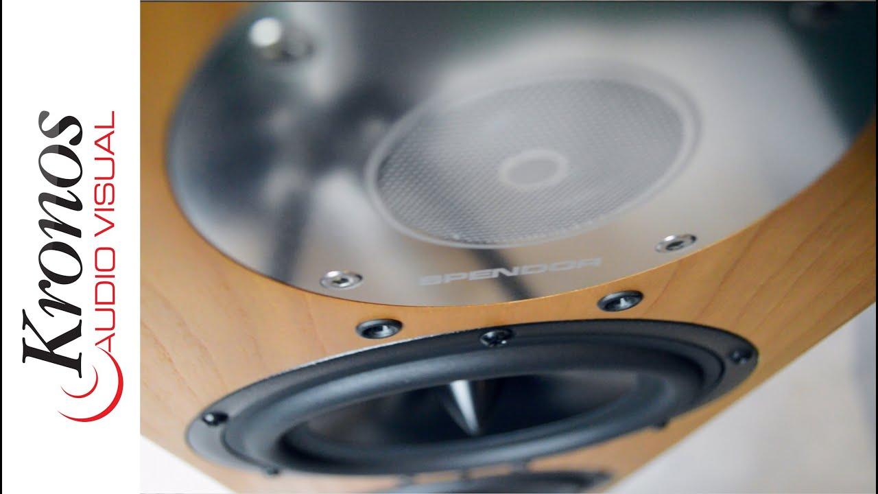 Spendor D7 Floorstanding Speakers