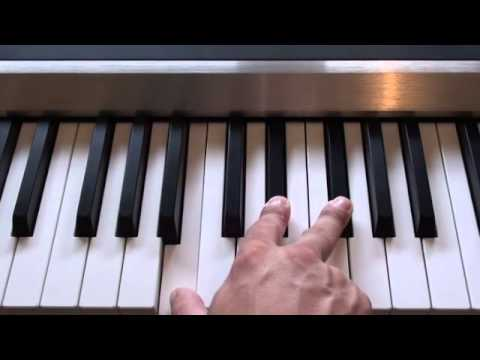 How To Play Team On Piano Lorde Tutorial Youtube