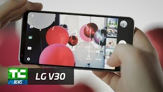 LG's V30 is a solid, camera-focused flagship