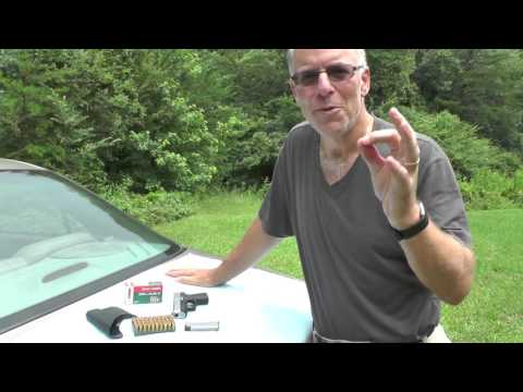 Kahr PM9 - Shooting without Sights
