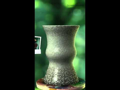 Делать вазы в игре pottery 1000+