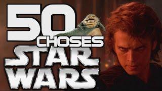 50 anecdotes sur Star Wars !
