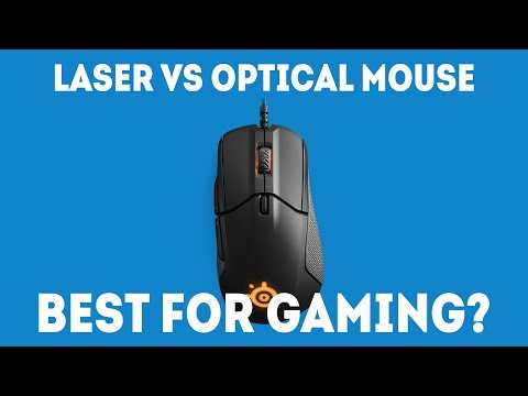 Laser Vs Optical Mouse - Which Is Better For Gaming? [Simple Guide]