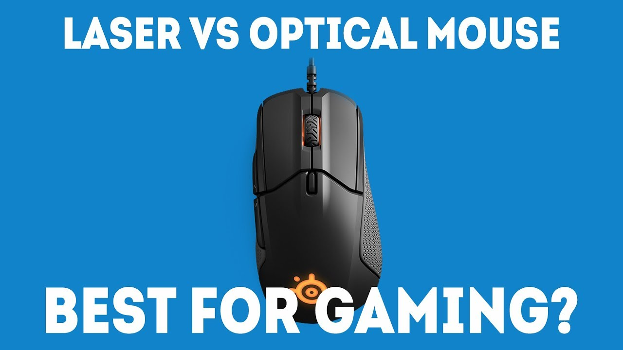Laser vs Optical Mouse - Which Is Better For Gaming? (Easy