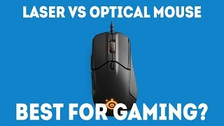 Laser vs Optical Mouse Which Is Better for Gaming? [Simple Guide]