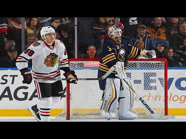 Shootout: Blackhawks vs Sabres