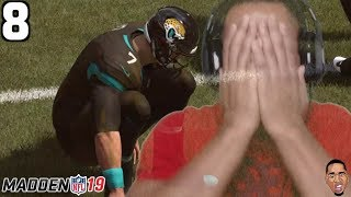 Madden 19 Career Mode - THIS GAME MADE ME CRY! #8