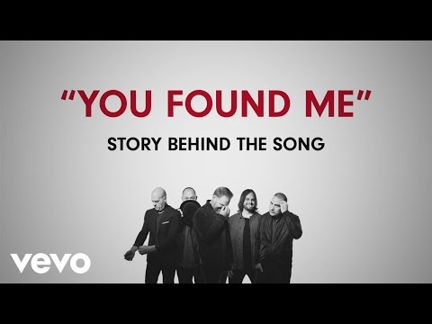 MercyMe  You Found Me Story Behind The Song