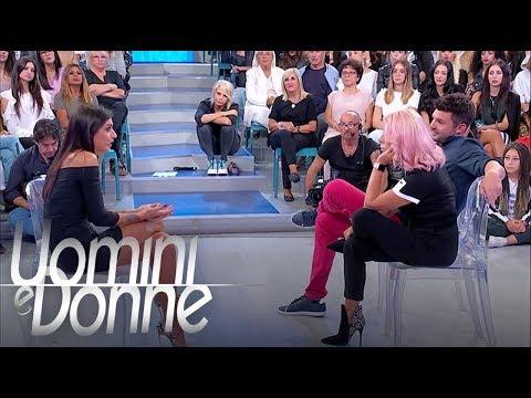 Uomini e Donne, Temptation Island VIP - Anna Pettinelli e Cecilia: l'incontro