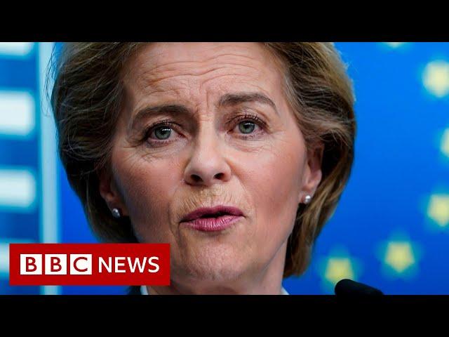 Coronavirus: Europe plans full border closure in virus battle - BBC News