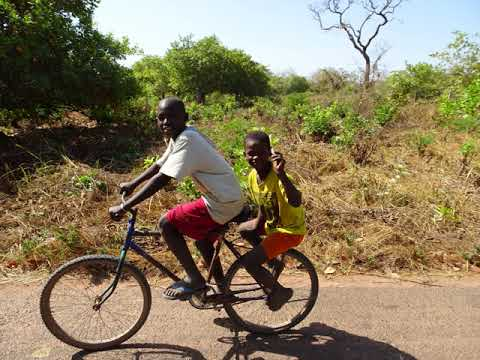 Cycling Africa pt6: Guinea-Bissau