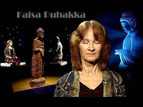 Buddhist Meditation meets Western Psychology - Prof. Kaisa Puhakka (USH - Matei Georgescu)