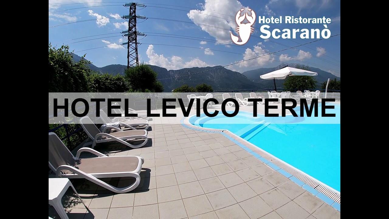 Hotel Levico Terme con Ristorante Tipico Trentino