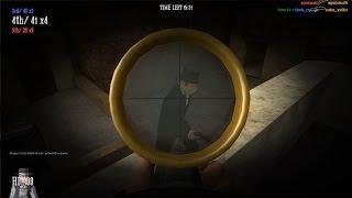 Fistful Of Frags: 4 Team Deathmatch - Desperados W/ Live Commentary