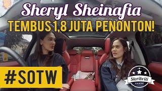 Selebriti On The Way Luna Maya & Sheryl Sheinafia #1 : Filmnya tembus 1,8 juta penonton!