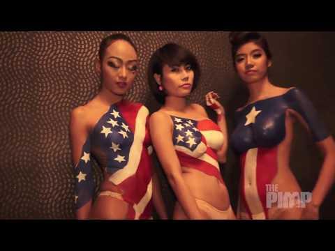 GO USA!  Happy 4th of July from Bangkok