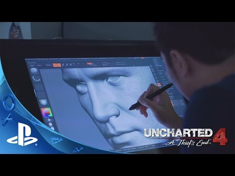 The Making of UNCHARTED 4: A Thief's End -- Growing Up With Drake | PS4