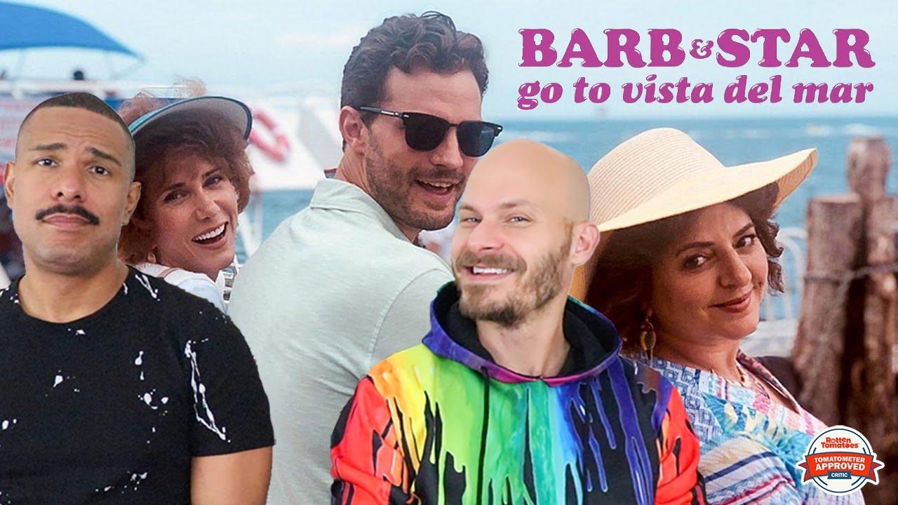 'Barb & Star Go To Vista Del Mar' Review: It's No 'Bridesmaids' But ...