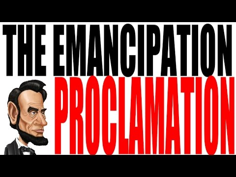 The Emancipation Proclamation Explained: US History Review