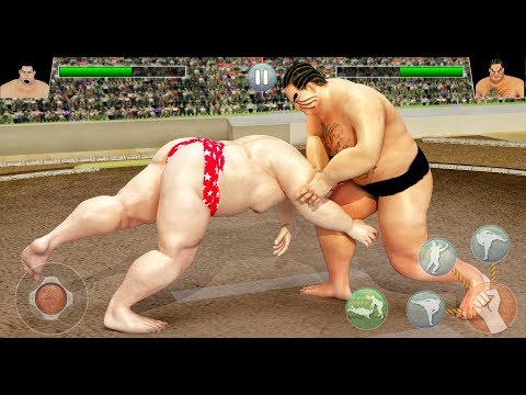 Sumo Wrestling Fighting Sumo Fight 2018