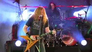 Megadeth - Kingmaker (live)
