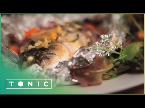 WHITE FISH RECIPE: FEEL GOOD FOOD